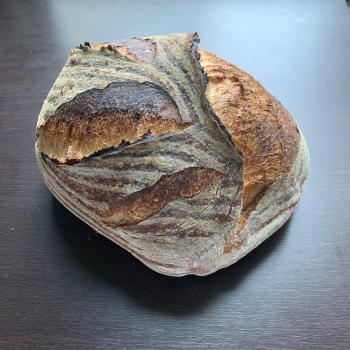 Adam Levain White Sourdough second overview