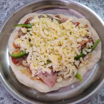 Adam Pizza dough second overview