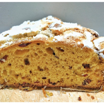 Ambarabà Colomba  first slice