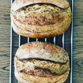 Barça Mare Normal Bread Loaf second slice
