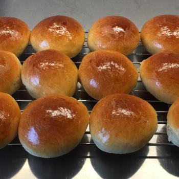 Bedda Matri Breads, brioche second slice