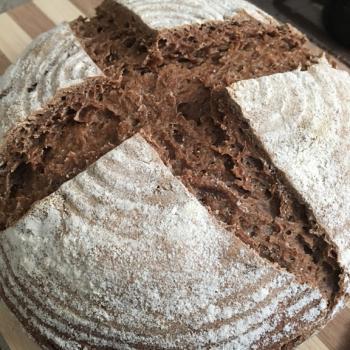Bernie 100% whole grain breads second overview