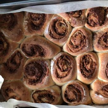 Boeddha Bubbles Cinnamon buns first overview