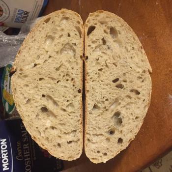 Bread god  second slice