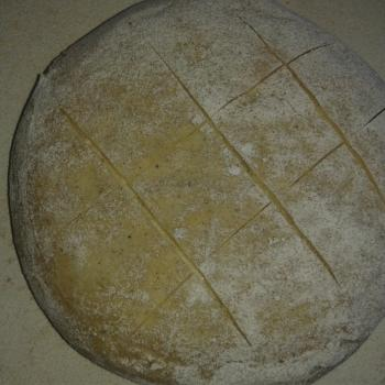 Buckwheat Bread second overview