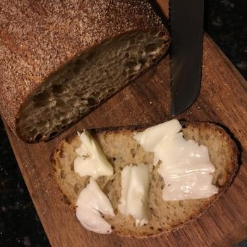 Cambio Edison Wheat Bread first slice