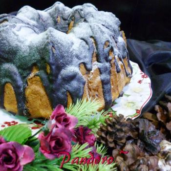 Candy Candy Pandoro, Croissant, Chocolate Babka,  first overview