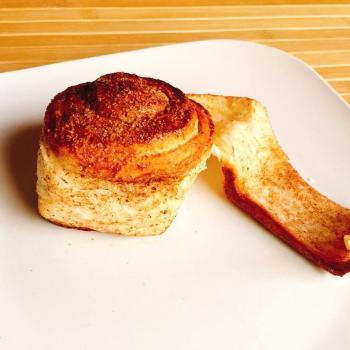 catalina cinnamon rolls second slice