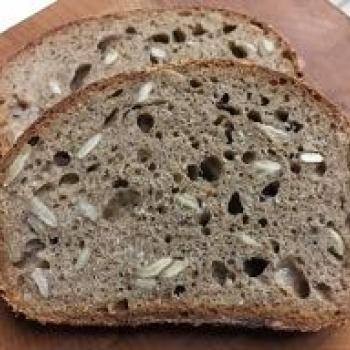 CatcherInTheRye Sourdough breads first slice