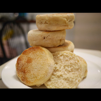 CHALLENGE  English muffin first overview