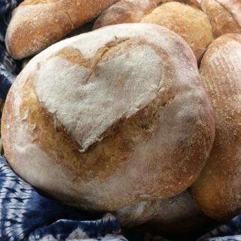 Domka Sourdough Bread  first overview
