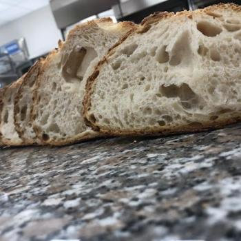 ELIAS pane casereccio second slice