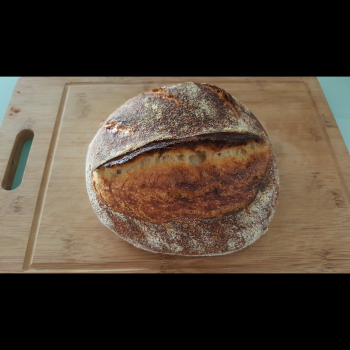 Ewok 1st loaf recipe by Teresa Greenway first overview