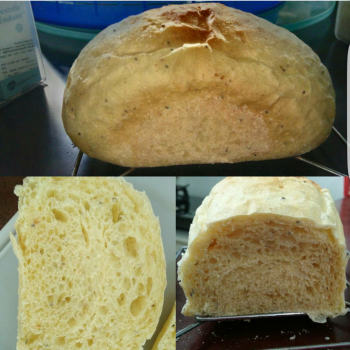 Felicia Sweet bread first overview