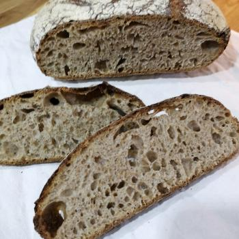 Gaia 50/50 Wholemeal & White loaf  second overview
