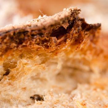 Hansel New York Rye first slice