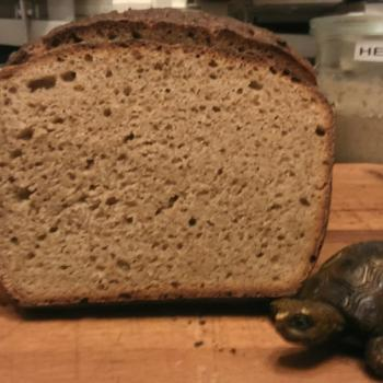 Hermine a lot of Bread second slice