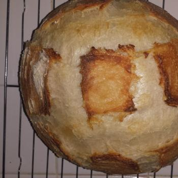 Horatio First Sourdough Loaf first overview