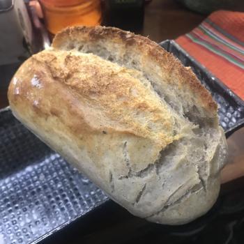 Integra de Cuarentena  Juanchi Bread first overview