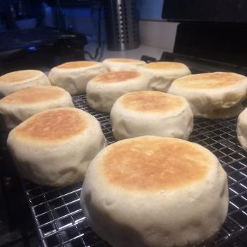 Iris  Sourdough English Muffins first overview