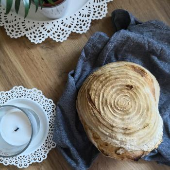 Janko Bread and potica second slice