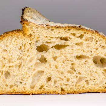 Jason Artisan bread second slice