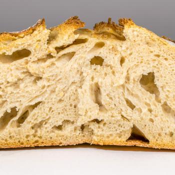 Jason Simple bread second slice
