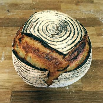Jeezus Rustic Country bread second overview