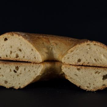 Jesus Semolina Bread second overview