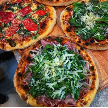 Juggernaut Pizza first overview