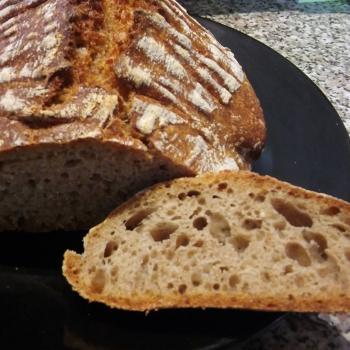 Kazi Špaldový chlebík second slice