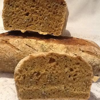 Kefir Loaf second overview
