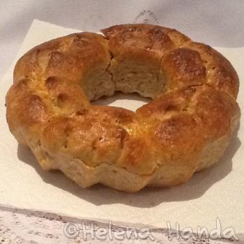Kefir Loaf second slice