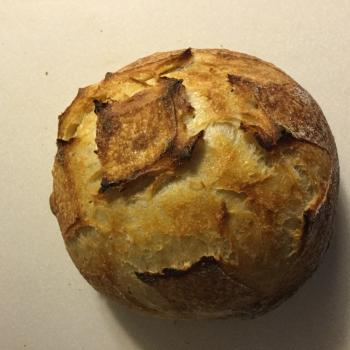 Mabel Sourdough Bread  second overview