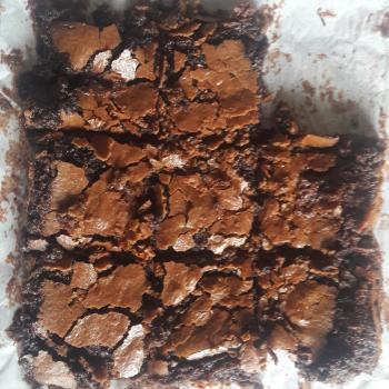 Mastani Brownies first overview