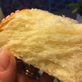 Memole Brioche second slice