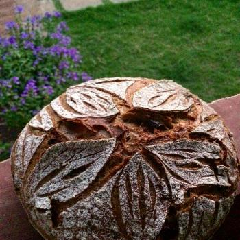 Nicoletta Sourdough Bread first overview