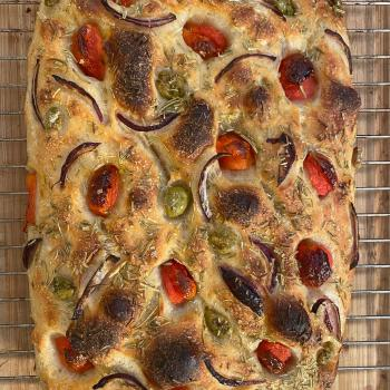 Of course I still love you Focaccia first overview
