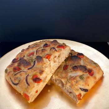 Of course I still love you Focaccia second overview