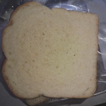 Old Riley's Sandwich Loaf first slice