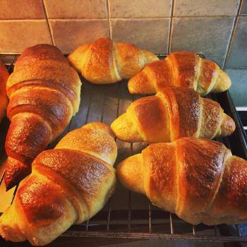 Paddy Croissants, Pizzas first overview