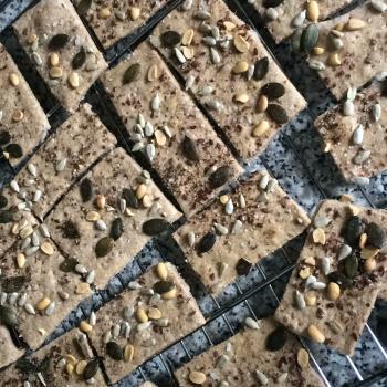 Paula Käckebrot / crisp bread first overview