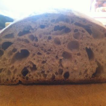 Pickhams White and Wholemeal Sourdough second overview