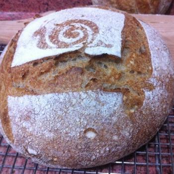 Prunus Breads second slice