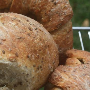 Pura vida Llajta Bread first overview