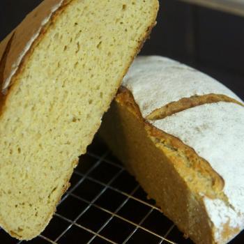 Q-chi Corn bread second overview