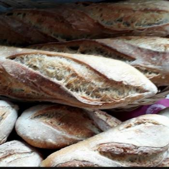Rauni-Reetta Baguettes second slice