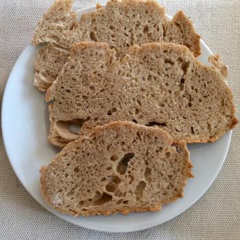 Ryan Bread first slice