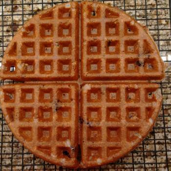 Ryemond Sourdough waffles first overview