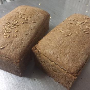 Sabores del Castillo 100% Sourdough Rye Bread first overview